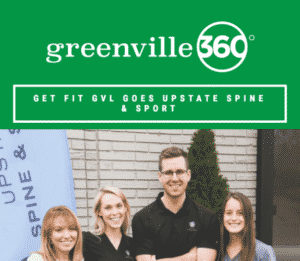 Greenville chiropractor and acupuncture