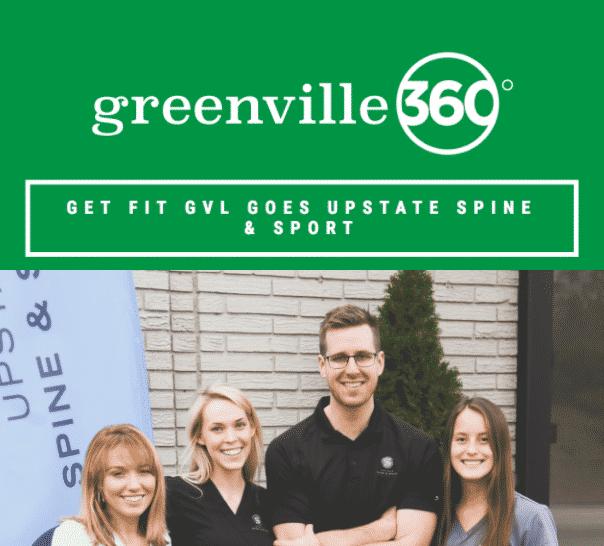 Greenville chiropractor - Upstate Spine & Sport Greenville, SC