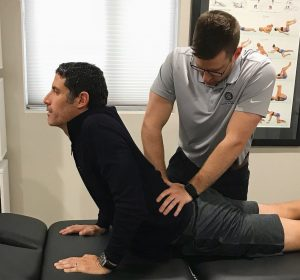 sports chiropractor in Greenville,SC