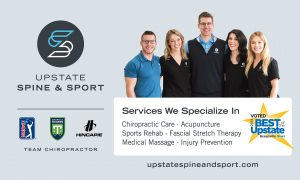 Upstate Spine & Sport Best Chiropractor Greenville South Carolina