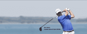 Golf performance chiropractic