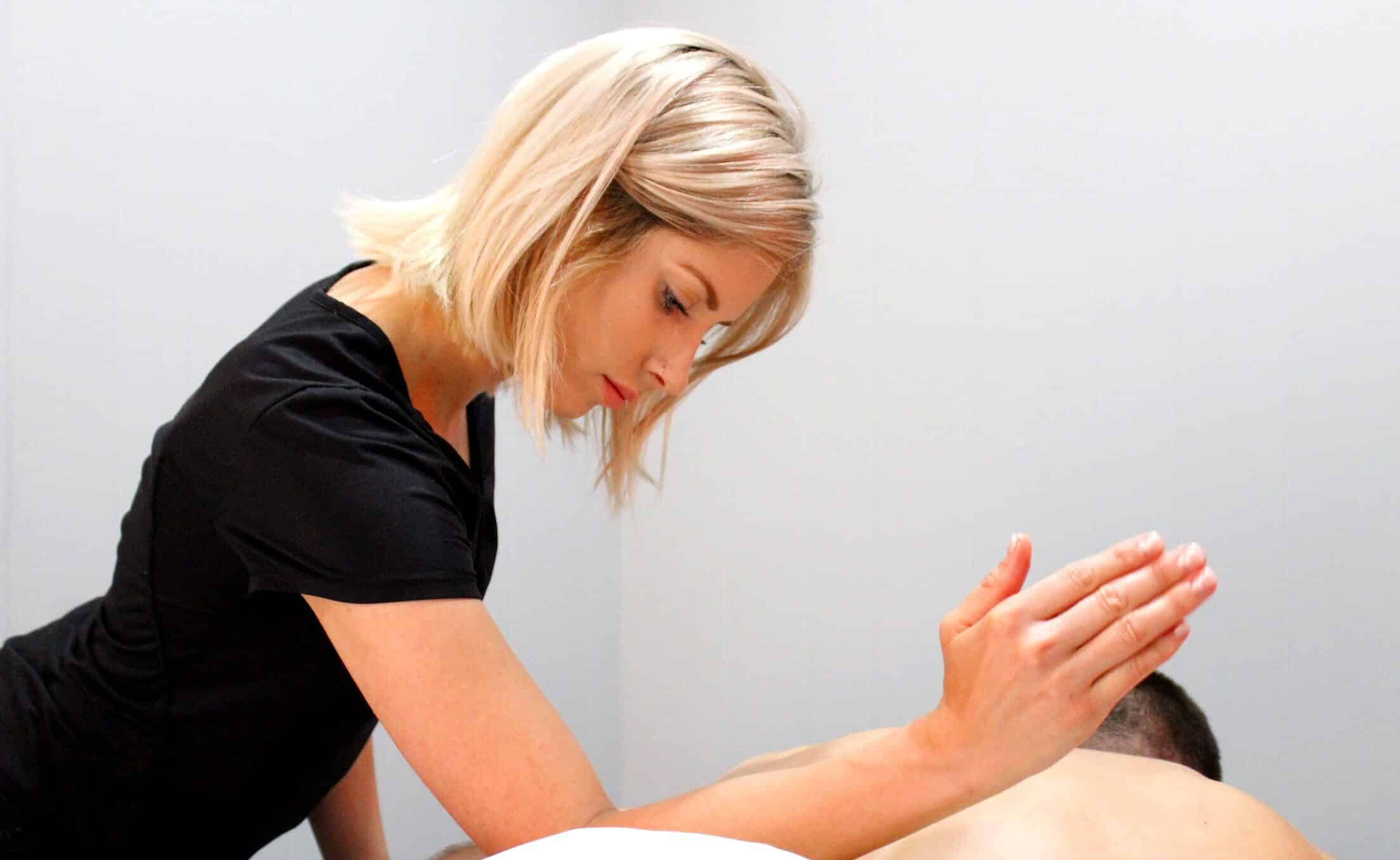 Massage Therapy in Greenville