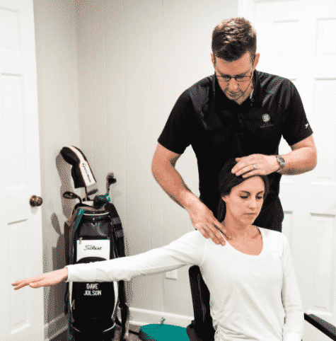 Greenville chiropractor