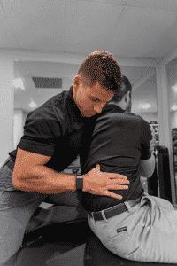 Dr. Jake Aleck Greenville Chiropractor Upstate Spine & Sport