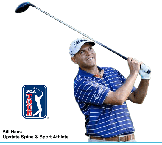 Golf Chiropractor PGA Greenville