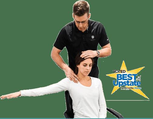Dr. David Jolson | Greenville Chiropractor