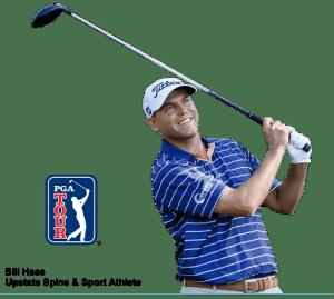 Golf Chiropractor PGA Greenville