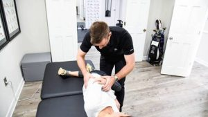 Fascial stretching in Greenville